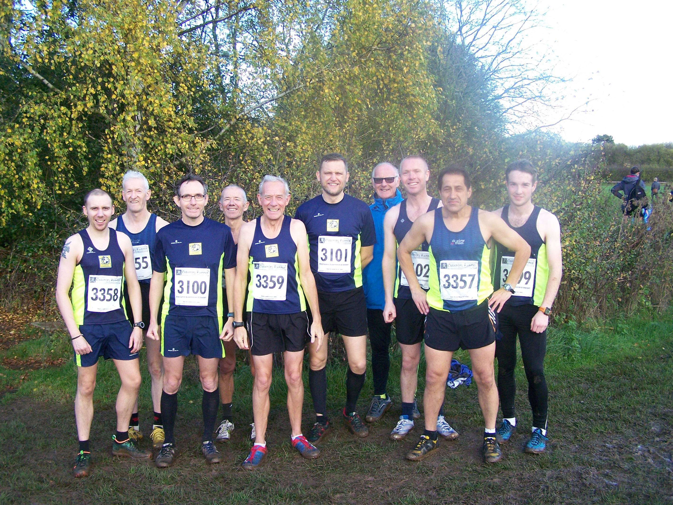 BDXCL - 2015 Kidderminster  Stourport AC