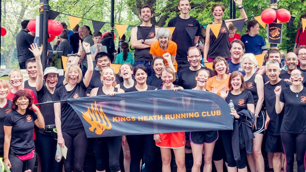 BDXCL 2016 Kings Heath RC Whole Club ParkRun