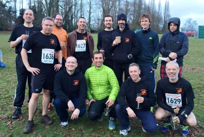 BDXCL 2016 Kings Heath RC XC Men