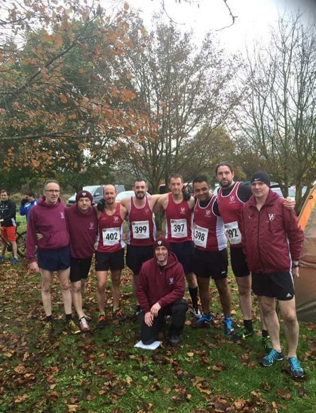 BDXCL Squad Shot 2016 17 West Bromwich Harriers