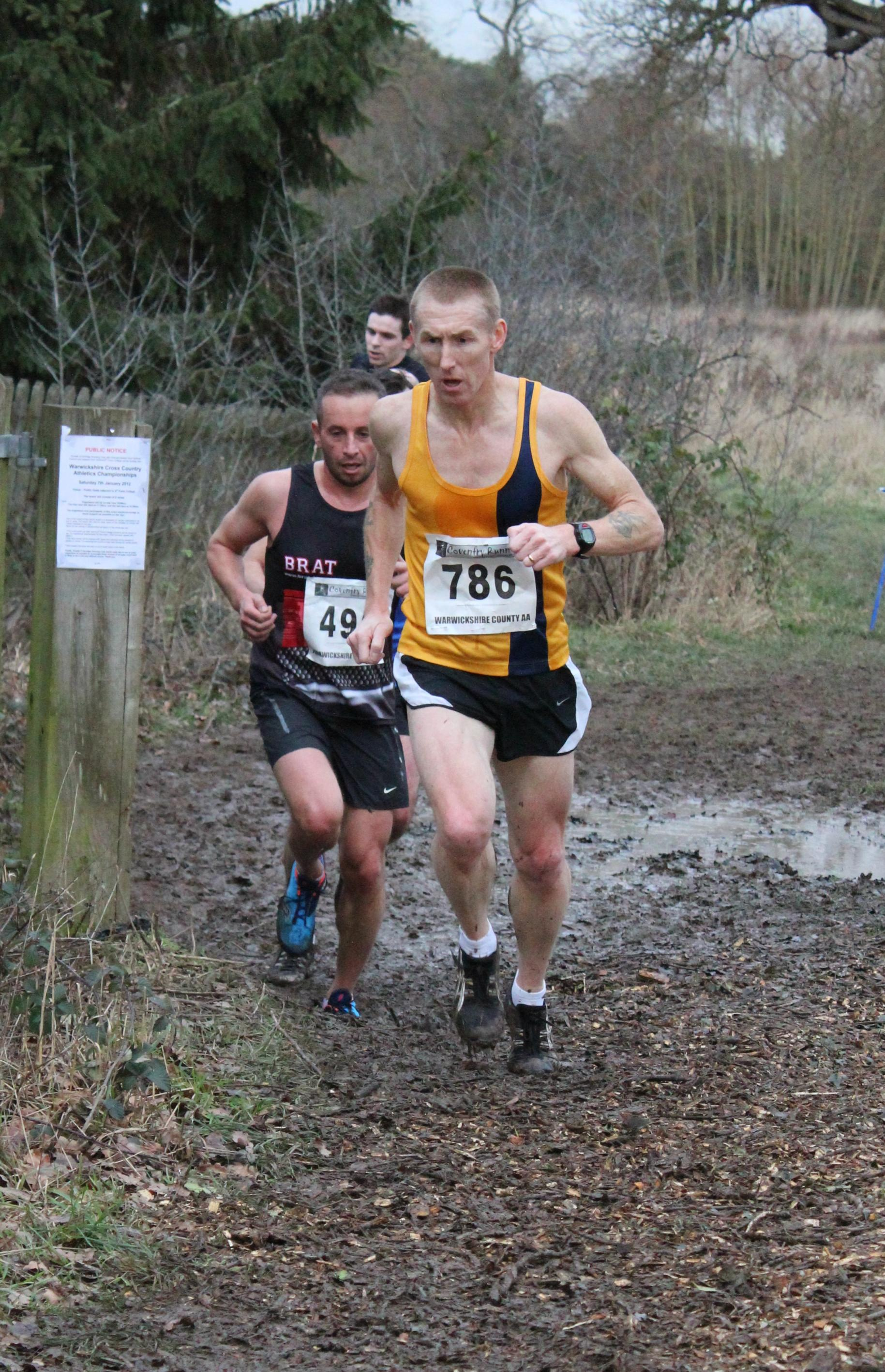 Steve Howes 2011 01 07 Warks x-country Edited